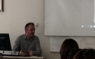 TÜBİTAK ARDEB Proje Seminerinin dördüncüsü yapıldı.